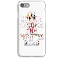 Luffy Quote One Piece iPhone Case/Skin