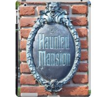 The Haunted Mansion iPad Case/Skin