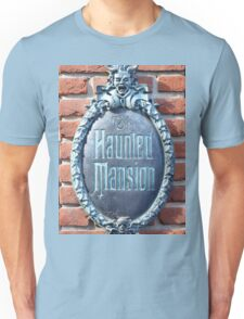 The Haunted Mansion Unisex T-Shirt