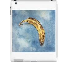 Sad Banana School Portrait iPad Case/Skin