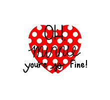 OH, Minnie! by AngieBee