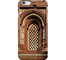 Kutab Minar Detail 1 iPhone Case/Skin