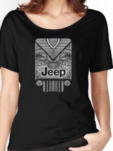 Aztec offroad Women's Relaxed Fit T-Shirt