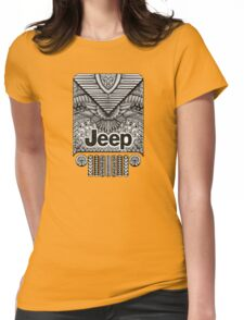 Aztec offroad Womens Fitted T-Shirt