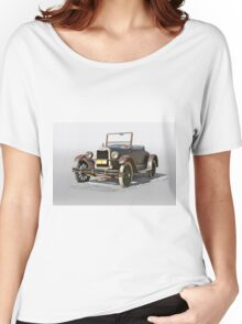 1925 Chevrolet Series K Roadster Women's Relaxed Fit T-Shirt