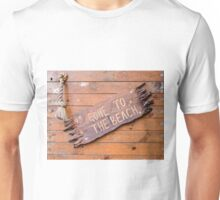 Gone to the Beach Unisex T-Shirt