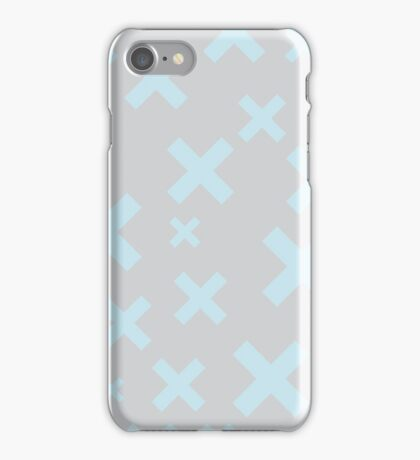 Multiply Blue Dove iPhone Case/Skin