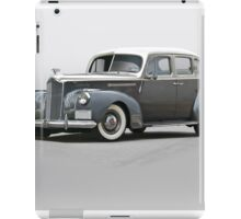 1941 Packard 120 Sedan iPad Case/Skin