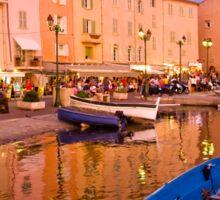 Saint Tropez Sticker