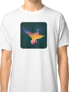 Sunset Duck Hunt Classic T-Shirt