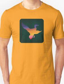 Sunset Duck Hunt Unisex T-Shirt