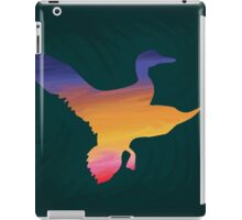 Sunset Duck Hunt iPad Case/Skin