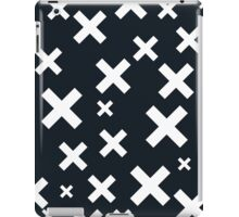 Multiply White & Black iPad Case/Skin