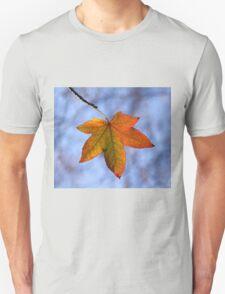 Autumn Leaf Backlit T-Shirt