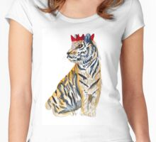 Party Tiger Women's Fitted Scoop T-Shirt
