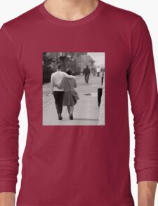 NEW LOVE WITH SYNCHRONIZED STEPS Long Sleeve T-Shirt