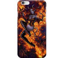 Fire of Halloween iPhone Case/Skin