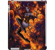 Fire of Halloween iPad Case/Skin