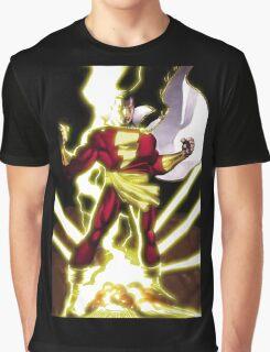 Shazam Graphic T-Shirt