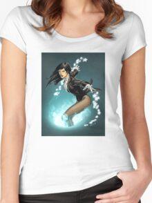Zatanna Women's Fitted Scoop T-Shirt