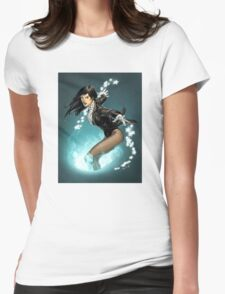 Zatanna Womens Fitted T-Shirt