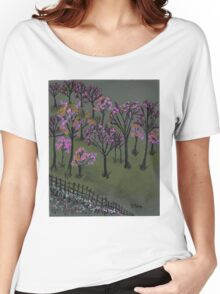 blossoms Women's Relaxed Fit T-Shirt