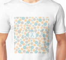 A Flowered Unisex T-Shirt