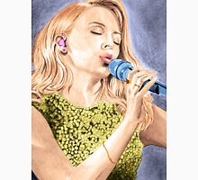 Kylie Minogue sing Unisex T-Shirt