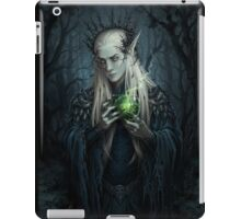 Time of spells iPad Case/Skin