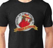 Carmen Sandiego Unisex T-Shirt