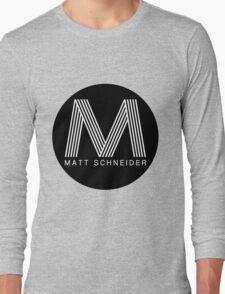Matt Schneider Logo Long Sleeve T-Shirt