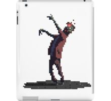 Zombie headshot iPad Case/Skin