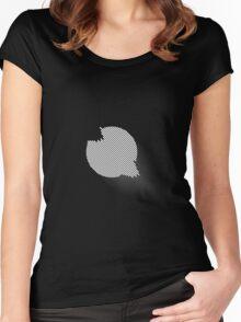 Meteoric Vector Women's Fitted Scoop T-Shirt