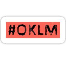 #OKLM Sticker