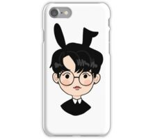 BTS Jungkook Sticker iPhone Case/Skin