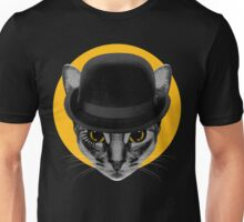 A Clockwork Cat Unisex T-Shirt