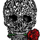 Biomech Skull by JoeConde