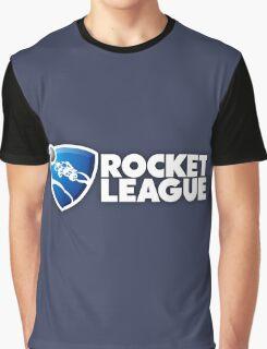 Rocket League (Logo) Graphic T-Shirt