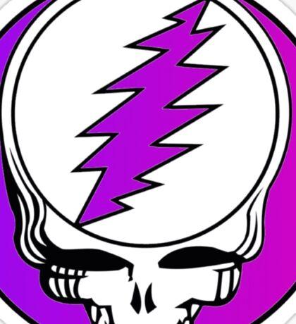 Greatful dead logo Sticker