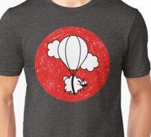 Up In The Air, Junior Illustrator Unisex T-Shirt