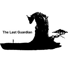 The Last Guardian Photographic Print