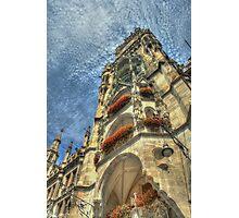 Munich - Marienplatz Photographic Print