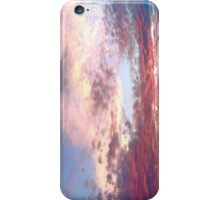 abstract clouds iPhone Case/Skin