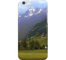 Alps - Stubai Valley, Austria iPhone Case/Skin