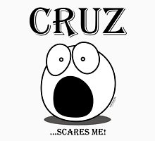 TED CRUZ....scares me! Men's Baseball ¾ T-Shirt