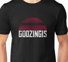 Godzingis (white) Unisex T-Shirt
