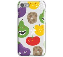 Tomato and friends iPhone Case/Skin