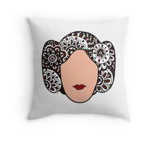 Princess Leia  Throw Pillow