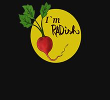 I'm radish Women's Fitted Scoop T-Shirt
