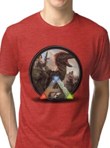 Ark Survival  Tri-blend T-Shirt
